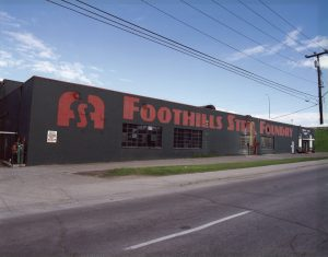 Foothills Steel Foundry - cnr Glenmore Trail and Fairmont Drive